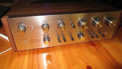 "Pioneer amp,"" SMALL"" Knob Cap SA-600, SA-500a, TX-500a, SA-1000, QM-800, SA-80"