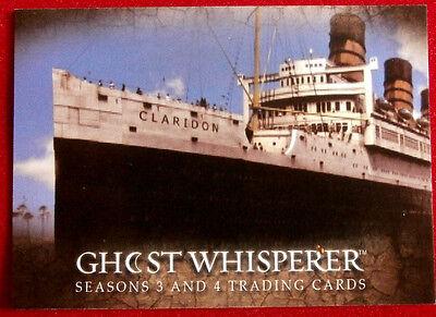 GHOST WHISPERER - Seasons 3 & 4 - Complete Base Set (72 cards) - Breygent 2010 3
