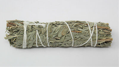 Blue Sage Smudge Stick: 3 Wand Pack! (Herb, House Cleansing Negativity Removal) 3