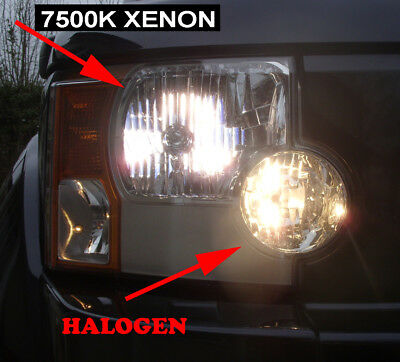 H7 7500K Xenon Foglight Bulbs Lighting Lamp Replacement Part For Volvo C30 07+
