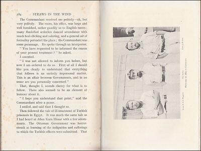 Stoker STRAWS IN THE WIND   Dardanelles  AUSTRALIAN SUBMARINE AE2  PoW in TURKEY 10