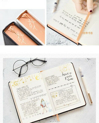 """""""Constellation"""" 1pc Hard Cover Blank Sketchbook Beautiful Notebook Diary Journal"""