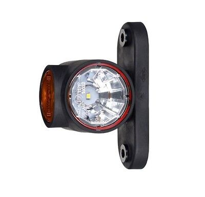 Triple Funktion LED Positionslichter 2x Seitenblinker Lampe Lkw Anhänger Lkw Bus