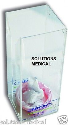 50 X Vomit Bags First Aid Emesis Red Ring Twist & Seal High Quality Best Price 8