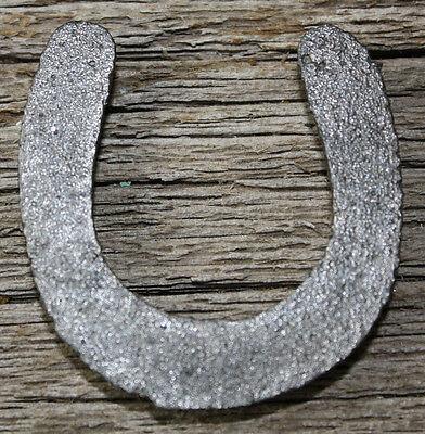 Lot of 6 Tiny Cast Iron Lucky Horseshoes Western Rustic Ranch Home Decor 2X2 IN 3