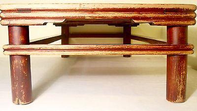 Antique Chinese Ming Kang Table (2609), Circa 1800-1849 10