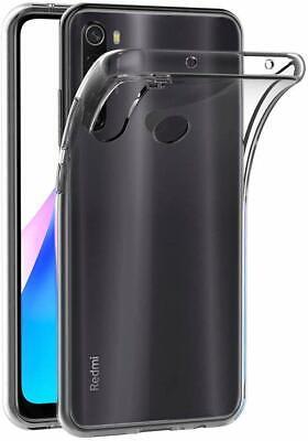 Cover Custodia + Pellicola Vetro Temperato Per Xiaomi Redmi Note 8T 8 T 7