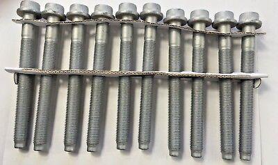FULL ENGINE HEAD Gasket Set Bolts Citroen Peugeot Skidsteer 751 1 9D Xud9  Diesel