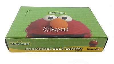 24ct elmo stamps stampers self inking birthday boys party favors