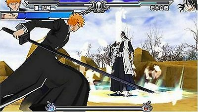 Bleach Heat The Soul 3 Psp Game New Japanese Import 45 99