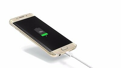 Genuine Original Samsung Galaxy S3 S4 S5 S6 S7 EDGE PLUS Fast Charger USB Cable 3