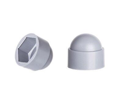 CACHE ECROU CAPUCHON BOUCHON PLASTIQUE blanc gris noir anthracite 5