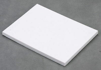 HDPE 300mm x 240mm x 15mm PLASTIC SHEET FREE POST A4 SIZE
