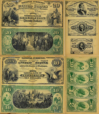 200 Old Books & Publications On Money Counterfeiting & Counterfeit Detector Dvd 9