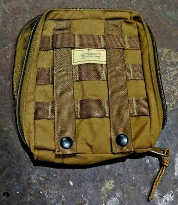 ALLIED EAGLE INDUSTRIES IFAK KIT - CLS AOR1 SOF Medical Pouch MOLLE 5A1  USMC bag