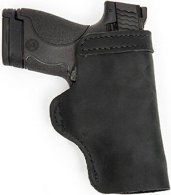 Iwb Holster W/ Clip. Holsters, Belts & Pouches Precise Inside The Waistband Leather Holster For S&w Bodyguard 38