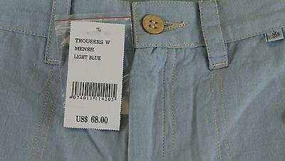 Jacadi Bambino Mensh Azzurro Pantaloni Taglia 8 Anni Nuova con Etichetta 5