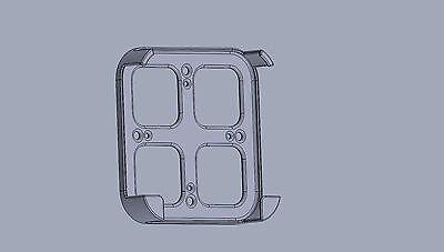 MiniX NEO U9H Set-Top Box Wall Mount