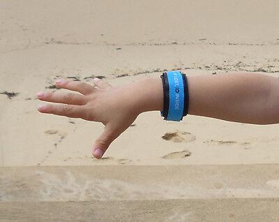 Kids Id Safety Bracelet Children Travel Autism Disability