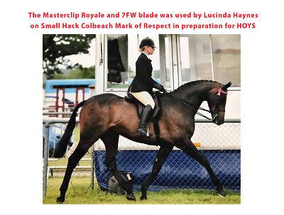 Medium Duty Royale Horse Clipper by Masterclip - 2 Year UK Warranty - FREE P&P