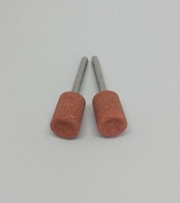 10Pcs Ceramic Stone Polishing Grinding for Dremel Rotary Die Grinder tool bit 2