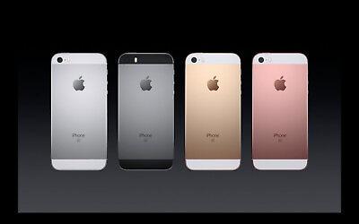 Apple iPhone SE, 16GB 32GB 64GB 128GB, All Colours - Unlocked Smartphone 3
