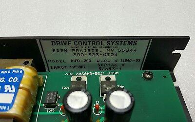 IMPAXX MACHINE SYSTEMS CONTROL BOARD 9020754