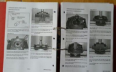 Bobcat S205 Skid Steer Loader Service Manual