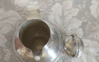 Antique/ Apollo EPNS/ Bernard Rices Sons Tea Pot/ # 2213 6