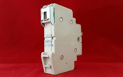 Business Office Industrial Hager Mt140 40a 40amp B Type B40 Single Pole Sp 1p Mcb Fuse Switch New Circuit Breakers Freshbaked In