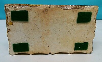 Antique Han Dynasty Style Ceramic Enamel Green Box 6