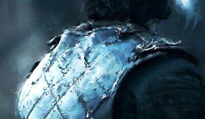 Jon Snow Poster, Game of Thrones, Battle of the Bastards, Print, Wall Decor 5