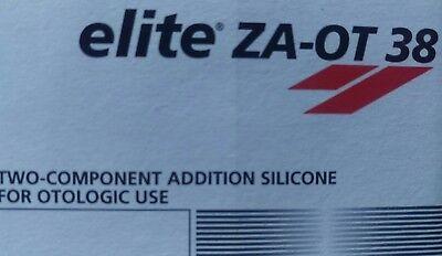 Zhermack Elite ZA-OT 38 SILICONE, MAKE UP ARTIST MOULDING MUA