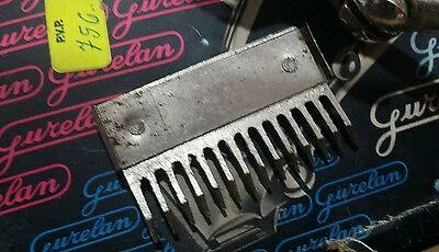 Máquina manual para cortar el pelo GURELAN años 50-60 5