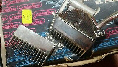 Máquina manual para cortar el pelo GURELAN años 50-60 2