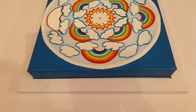 6515 mirada pintada a mano Cuadros en Lienzo 160 x 70 cm Nr