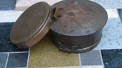 Antique 18C Islamic Afgan Decorative  Cooking 2 Pieces Pot