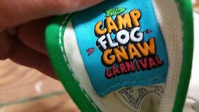 ec1ee780cdab66 ... Vans X CFG Camp Flog Gnaw Festival Authentic Size 9 golf wang supreme  wtaps 7