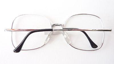 Vintage Fassung Damen Brille Transparent Lozza Hippie Große Glasform Grösse L Brillenfassungen