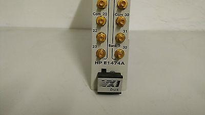 Vxi Rf Multiplexer, Hp E1474A, 75000 Series C, 75 Ohm