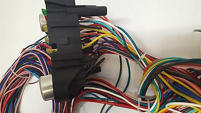 GEARHEAD 1961-66 FORD Pickup Truck Universal Wiring Kit Wire Harness on ford f250 control module, ford f250 control box, hummer h2 wiring harness, ford f250 overdrive switch, ford f250 switches, ford f250 temp sensor, pontiac grand am wiring harness, ford f250 air filter housing, ford f250 distributor, ford f250 seat, ford f250 hub caps, ford f250 ignition module, ford f250 neutral safety switch, ford f250 electrical schematic, suzuki grand vitara wiring harness, ford f250 master cylinder, honda s2000 wiring harness, dodge ram 2500 wiring harness, kia sportage wiring harness, ford f250 fuel pressure regulator,