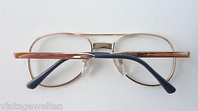 Meitzner Kinderbrille Jungenbrille 70er gold blau Pilot preiswert günstig neu 4