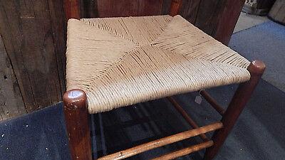 Vintage Rush Bottom Chair 2