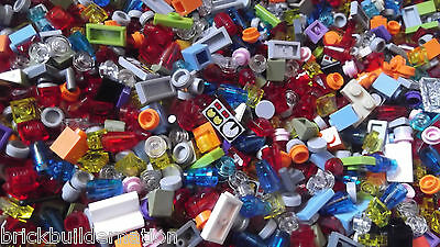 500 SMALL DETAIL LEGO BRAND NEW LEGOS PIECES HUGE BULK LOT BRICKS PARTS Bin#2