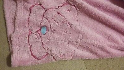 Girls Tatty Teddy Dressing Gown M&S Age 9-10 4