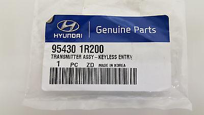HYUNDAI Genuine 95430-3Q001 Keyless Entry Assembly