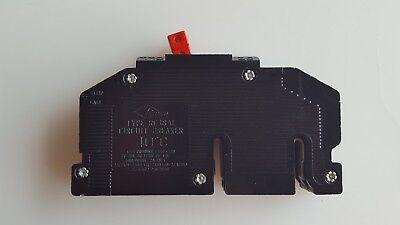 Zinsco Sylvania Challenger  Rc-38 Al Tandem  Breaker 20 Amp 2-Pole Thin