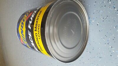 Sunoco 5 gallon Racing fuel Gas Can NASCAR NHRA Empty 116 Maximal  Can