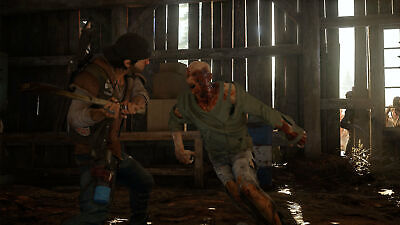 Days Gone Collectors Edition Sony PS4 Playstation 4 Outlaw Biker Doomsday Game 11