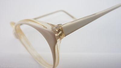 Bannis Kinderbrille Mädchenbrille unisex Kunststoff Weiss Panto preiswert  neu 3